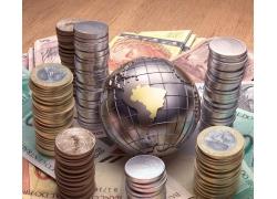 地球与金融货币