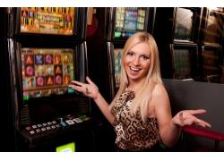 国外赌博美女摄影