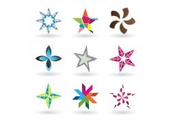 星星logo设计