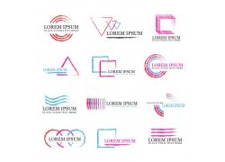 创意笔触logo设计