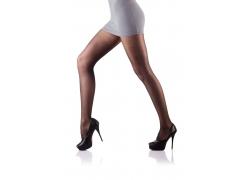 穿高跟鞋丝袜的女人美腿