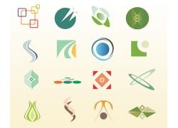 创意抽象logo设计