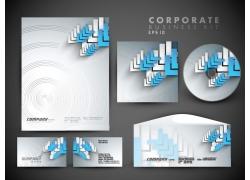 创意企业VI模板